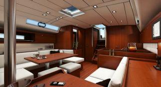Oceanis 45 Beneteau Interior 1