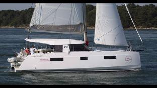 Nautitech 40 Open Nautitech Catamaran Exterior 5