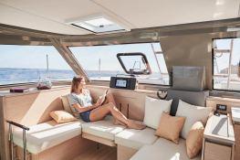 Nautitech 40 Open Nautitech Catamaran Interior 5