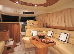 Cranchi Atlantique 40 Cranchi Interior 1