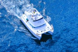 Lagoon Power 44 Lagoon Catamaran Exterior 2
