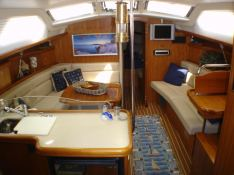 Hunter 44DS Hunter Yachts Interior 1
