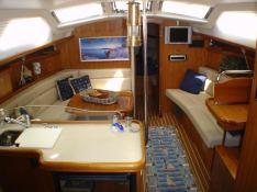 Hunter 44DS Hunter Yachts Interior 1