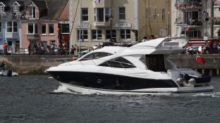 Manhattan 50' Sunseeker Exterior 1