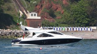 Manhattan 50' Sunseeker Exterior 2