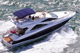 Manhattan 50' Sunseeker Exterior 3