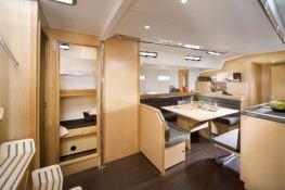 Bavaria 55 Cruiser Bavaria Yachts Interior 0