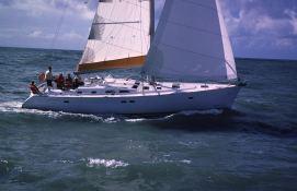 Oceanis  473 Beneteau Exterior 3