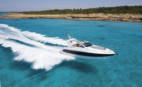 Targa 38 Fairline Exterior 2
