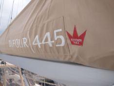 Dufour 445 Dufour Yachts Exterior 4