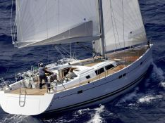 Hanse 540 Hanse Yachts Exterior 2