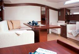 Hanse 540 Hanse Yachts Interior 1