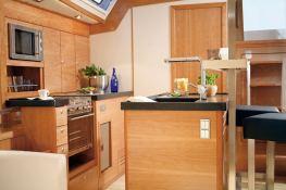 Hanse 540 Hanse Yachts Interior 2