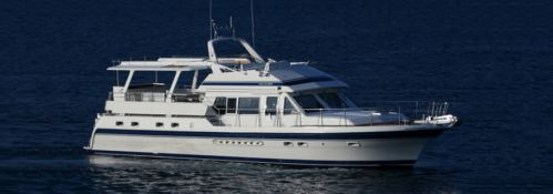 Trader 585 Trader Yachts Exterior 1