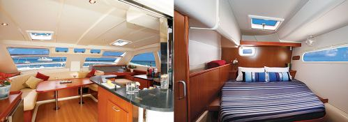 Leopard 4600 Robertson & Caines Interior 2