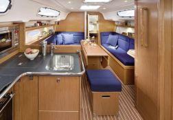 Bavaria 35 Bavaria Yachts Interior 2