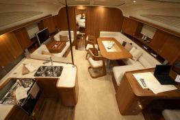 Elan 514 Impression Elan Yachts Interior 1