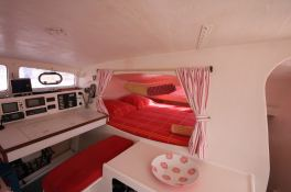 TS 50 XL Catamaran Interior 4