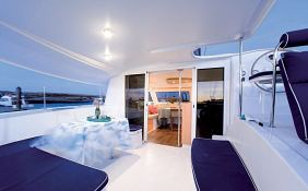 Orana 44 Fountaine Pajot Interior 1