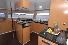 Salina 48 Fountaine Pajot Interior 1