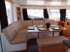 Salina 48 Fountaine Pajot Interior 0
