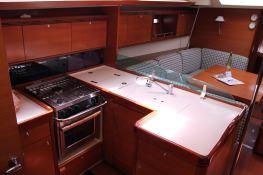Dufour 485 Dufour Yachts Interior 1