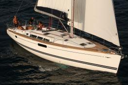 Sun Odyssey 49i Jeanneau Exterior 1