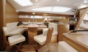 Sun Odyssey 45DS Jeanneau Interior 1