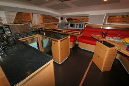 Catana 50 OC Catana Catamaran Interior 2