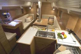 Elan 410 Elan Yachts Interior 1