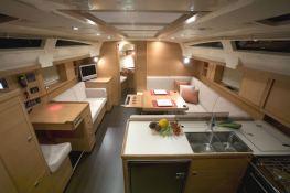Elan 450 Elan Yachts Interior 1
