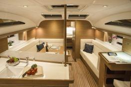 Elan 450 Elan Yachts Interior 2