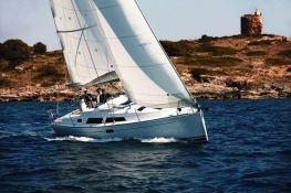 Hanse 350 Hanse Yachts Exterior 3