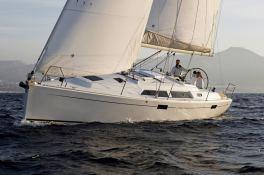 Hanse 350 Hanse Yachts Exterior 4