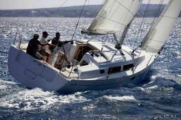 Hanse 350 Hanse Yachts Exterior 5
