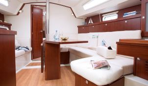 Hanse 350 Hanse Yachts Interior 1