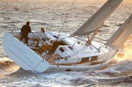 Hanse 415 Hanse Yachts Exterior 2