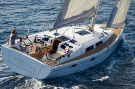 Hanse 415 Hanse Yachts Exterior 3