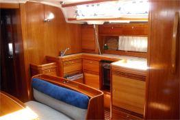 Bavaria 43 Bavaria Yachts Interior 1