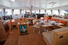 Lagoon 500 Lagoon Catamaran Interior 2