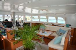 Lagoon 500 Lagoon Catamaran Interior 4