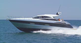Pershing 56 Pershing Yachts Exterior 2