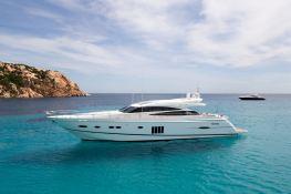 Princess V 78 Princess Yachts Exterior 2