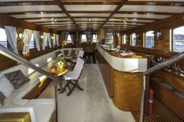 - LBC 34M Turkish Gulet Interior 1