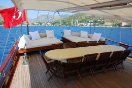 - GD 28M Turkish Gulet Interior 1