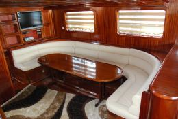 - GD 28M Turkish Gulet Interior 2