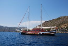 - GD 28M Turkish Gulet Exterior 2