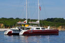 Catamaran 82 Exterior 1