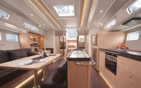 Hanse 505 Hanse Yachts Interior 2