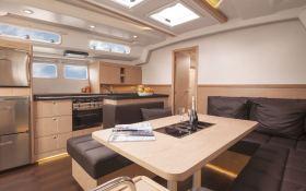 Hanse 505 Hanse Yachts Interior 1